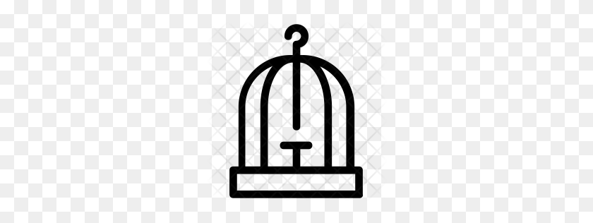 Premium Bird Cage Icon Download Png - Bird Cage PNG