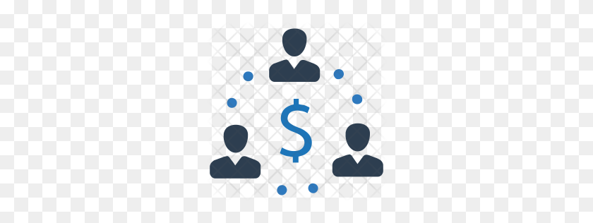 256x256 Premium Budget Meeting Icon Download Png - Meeting Icon PNG