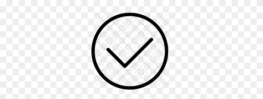 Checked, Checkmark, Clipboard, Sign Icon - Check Mark Symbol