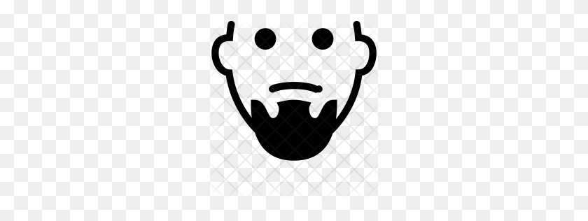 Premium Goatee Icon Download Png - Goatee PNG