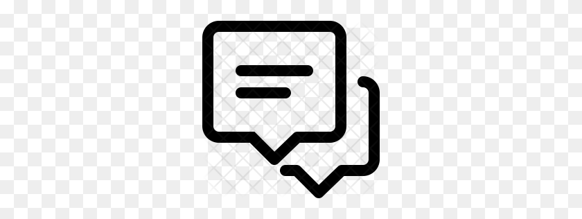 Premium Group Chat Icon Download Png Chat Icon Png Stunning Free Transparent Png Clipart Images Free Download