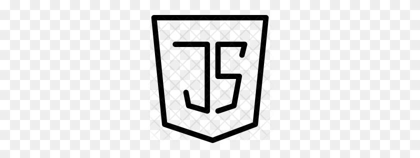 Premium Javascript Icon Download Png - Javascript PNG