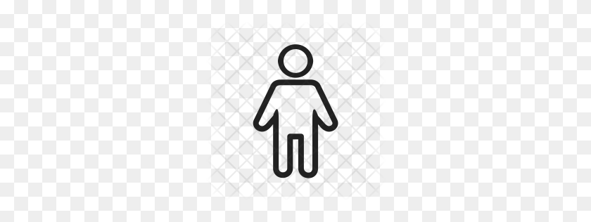 Premium Male Patient Icon Download Png - Male Symbol PNG