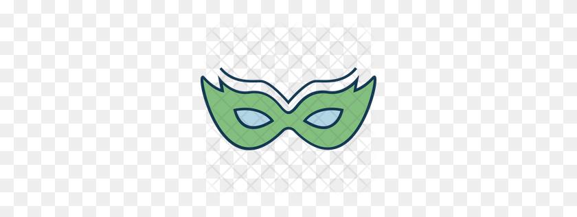 Premium Mardi Gras Icon Download Png - Mardi Gras Mask PNG