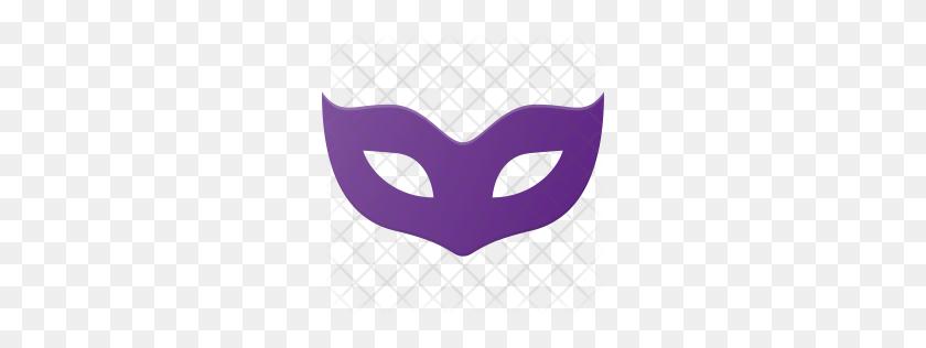 Premium Mask Icon Download Png - Mardi Gras Mask PNG