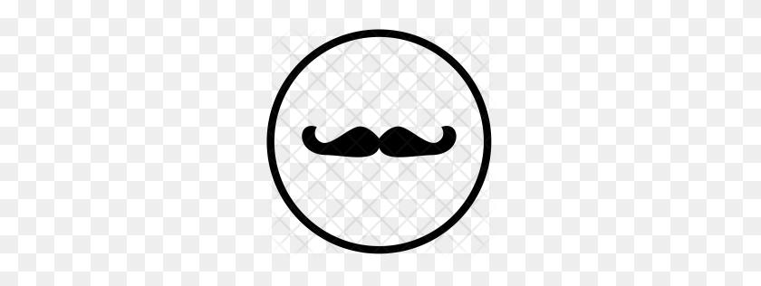 Premium Mustache Icon Download Png - Mario Mustache PNG
