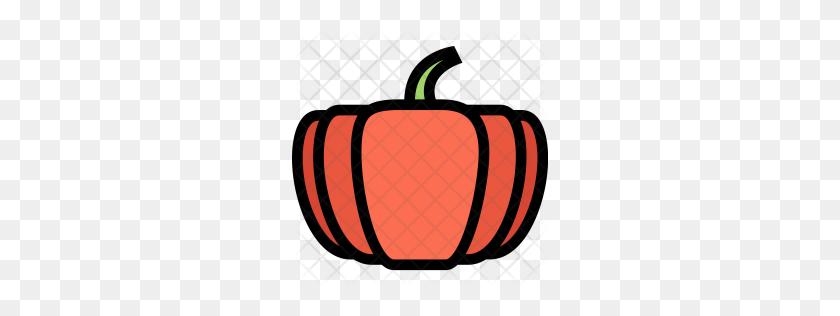 Premium Pumpkin, Vegetables, Fruit, Food, Supermarket Icon - Fruits And Vegetables PNG