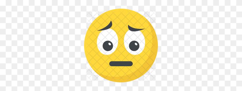 256x256 Premium Sad Emoji Icon Download Png - Sad Emoji PNG