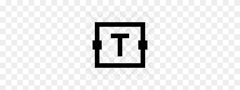 Premium Textbox Icon Download Png - Text Box PNG