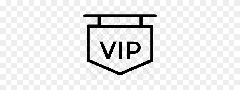 Premium Vip Icon Download Png, Formats - Vip PNG