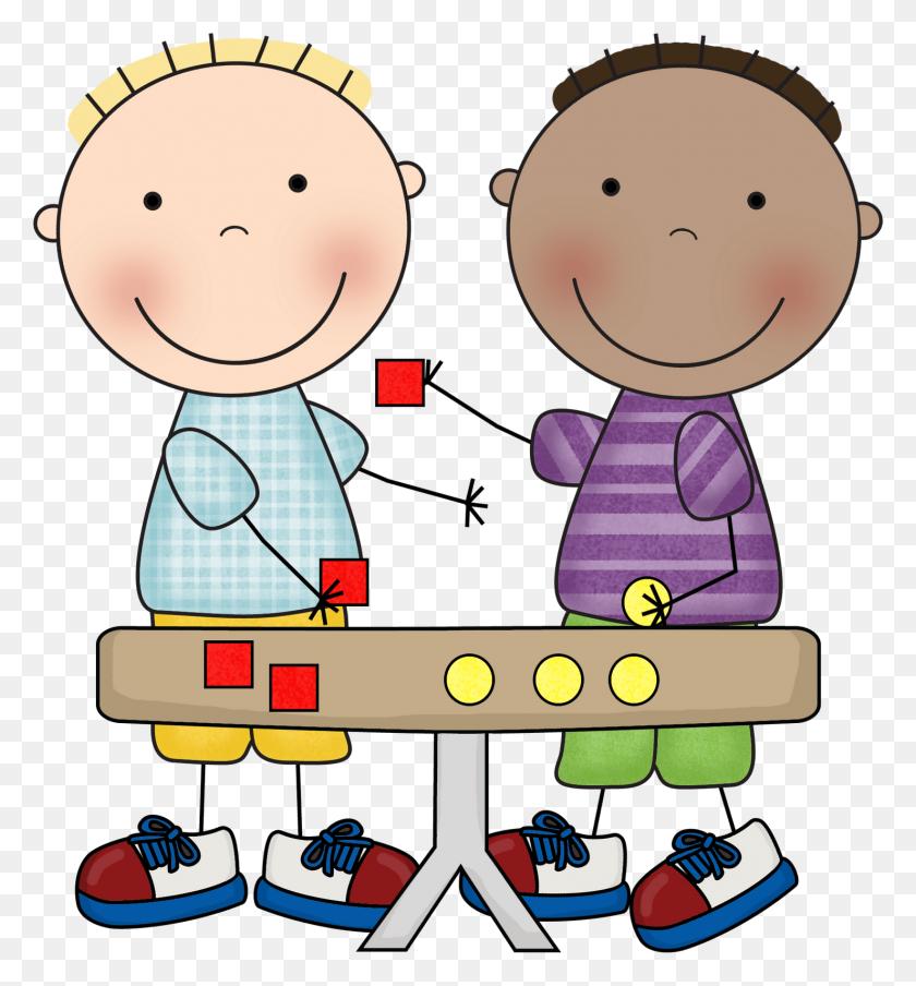 Preschool Writing Center - Writing Center Clipart