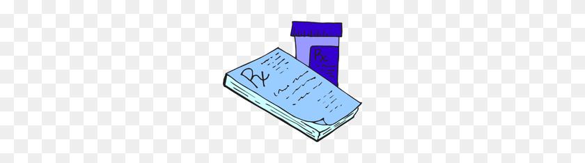 200x174 Prescription Clip Art - Rx Clipart