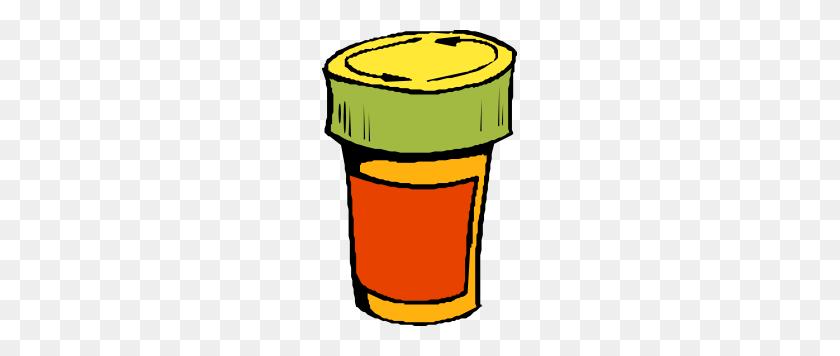 Prescription Drug Bottle Clip Art Free Vector - Pill Bottle Clipart