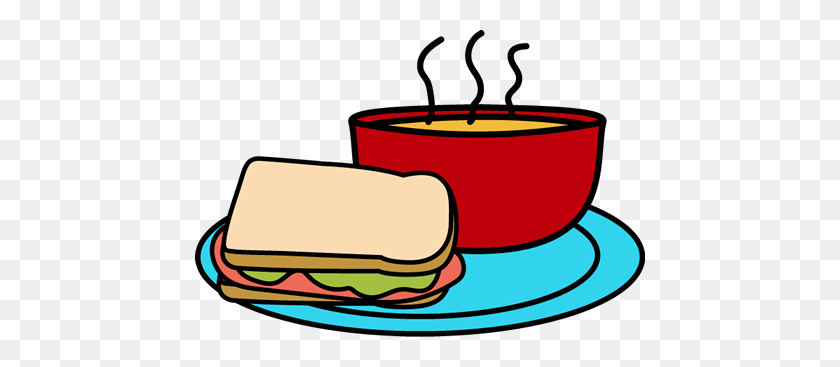 Pretty Soup And Sandwich Clipart Grilled Cheese And Soup Clipart - Grilled Cheese Sandwich Clipart