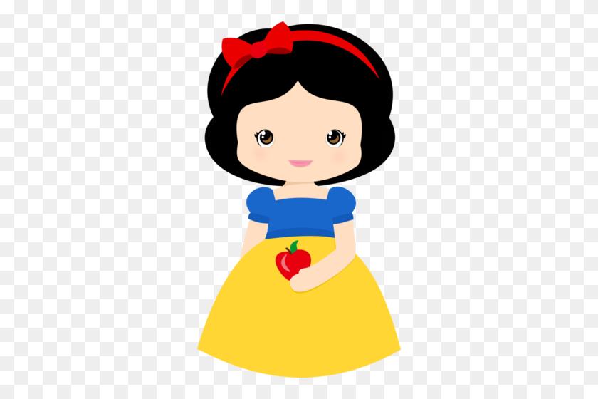 Princesas Disney Cutes - Princess Tiara Clipart