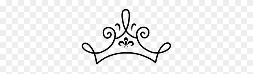 Princess Crown Clip Art - Prince And Princess Clipart