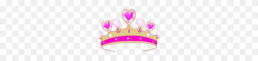 Princess Crown Images White Gold Plated Zircon Decoration Princess - Princess Peach Clipart