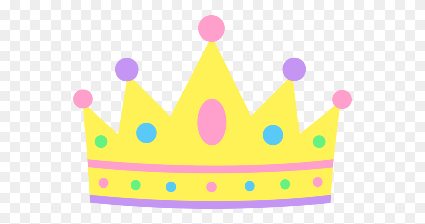 Princess Crowns Clipart - Princess Crown Clipart