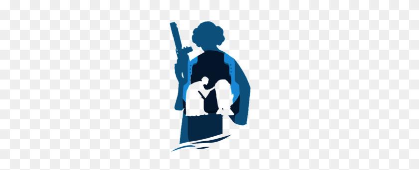 Princess Leia Starwars - Princess Leia PNG
