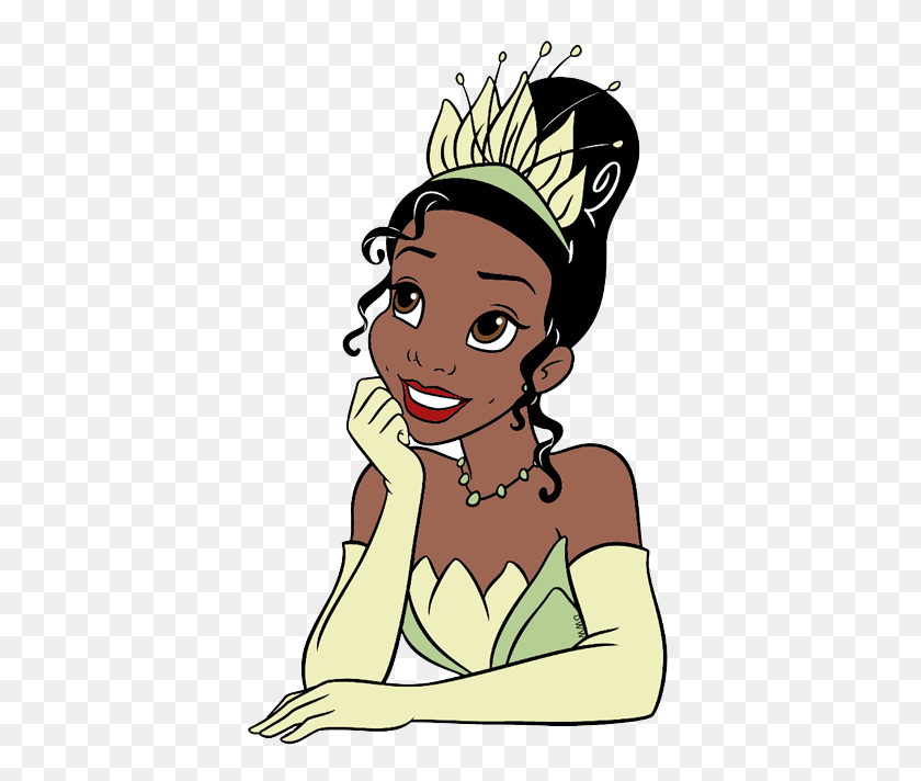 Princess Tiana Princess Tiana Princess Tiana - Princess Tiana Clipart