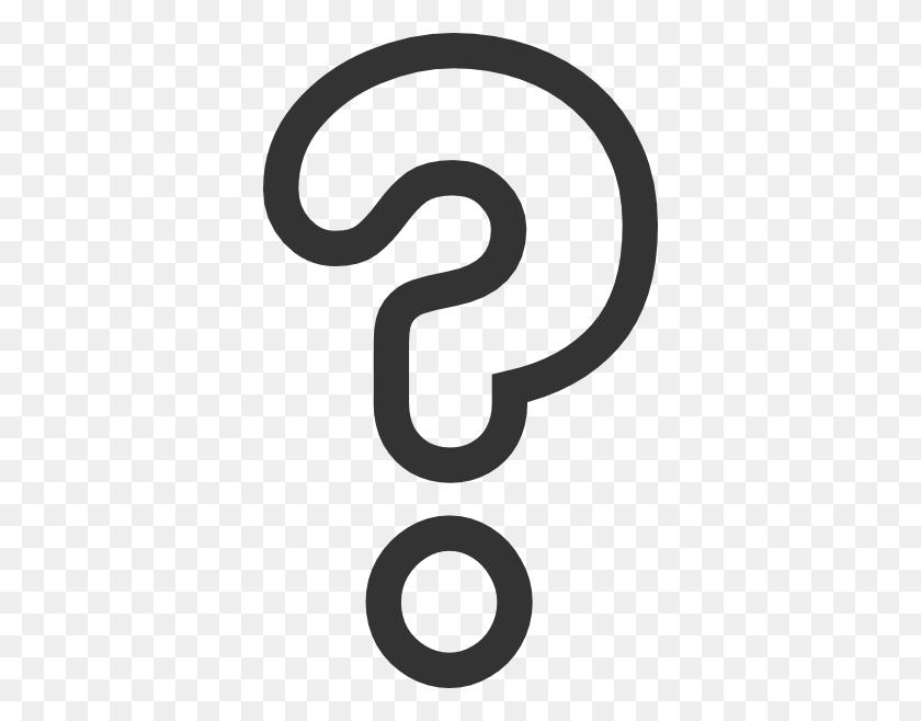 Printable Question Mark Stencil Download Them Or Print - Stencil Clipart