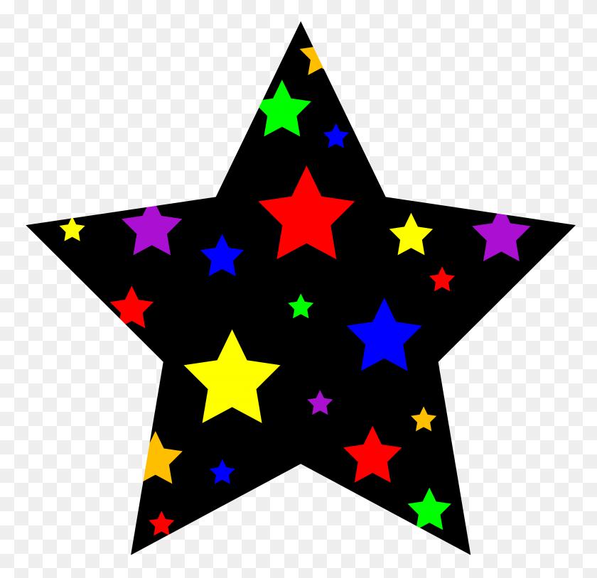 Printables Stars, Star - Moon And Sun Clipart
