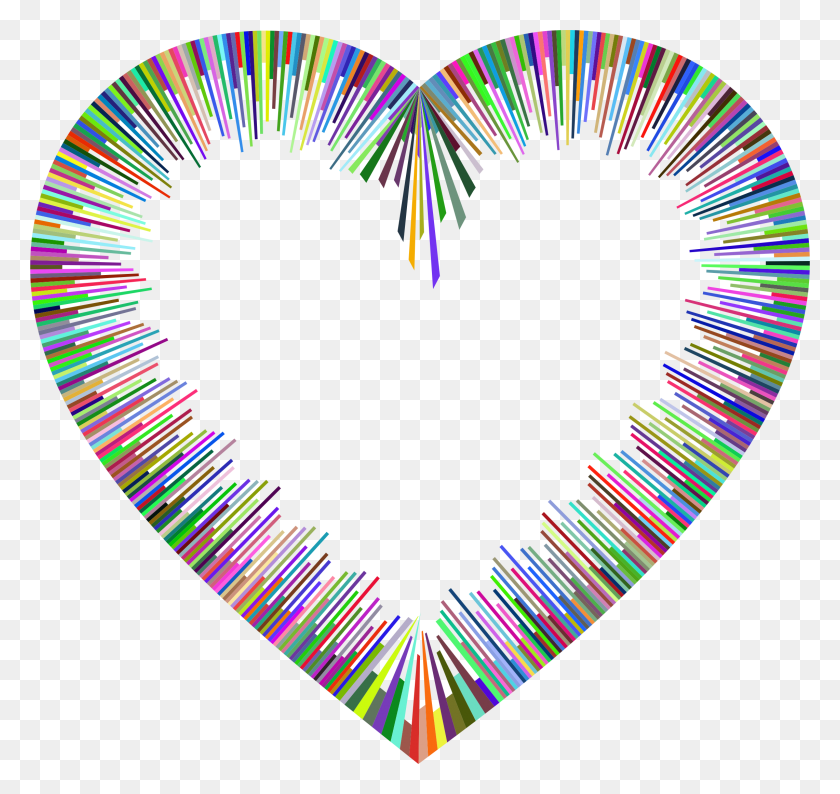 Prismatic Heart Beats Icons Png - Beats PNG