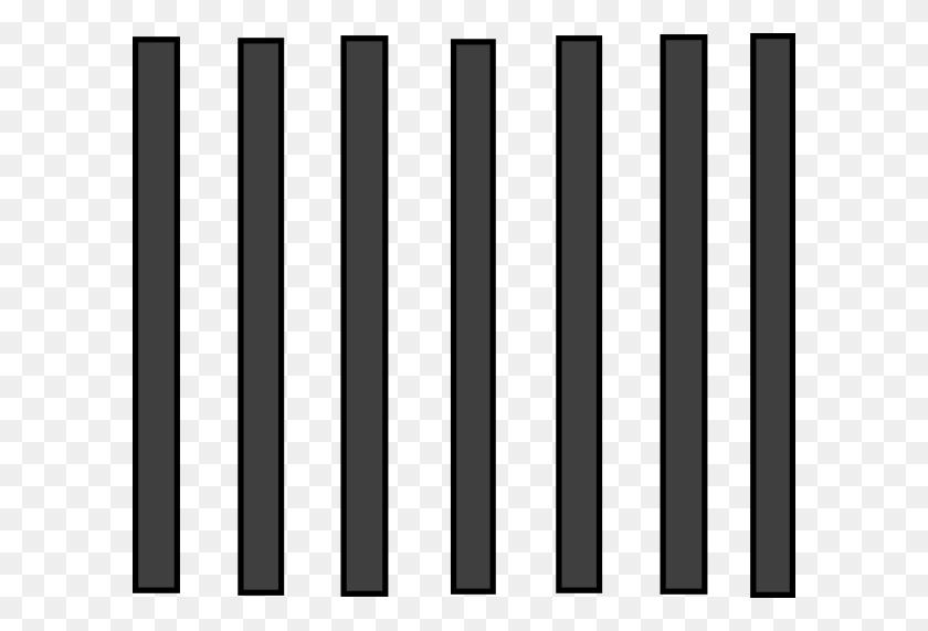 Prison Bars Grey Clip Art - Prison Bars Clipart