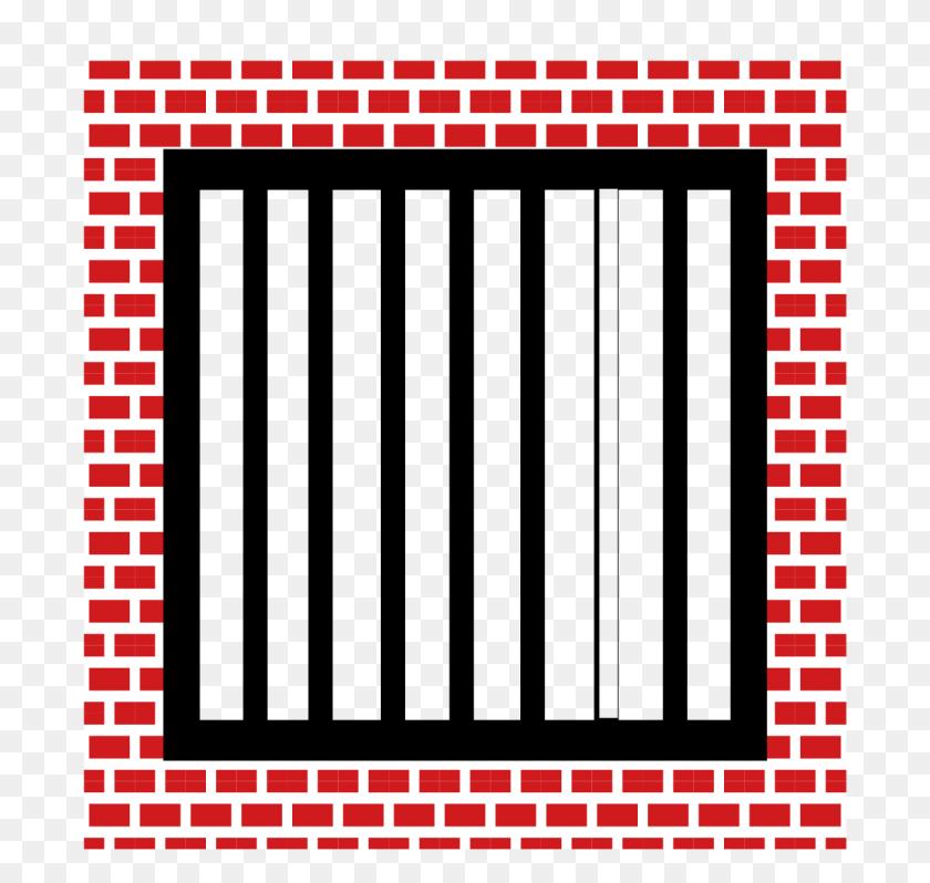 Prison Or Jail Cell Bars Clipart - Prison Bars Clipart
