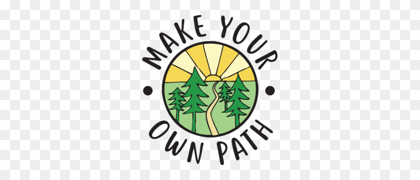Privacy Policy Make Your Own Path - Make Your Own Clip Art