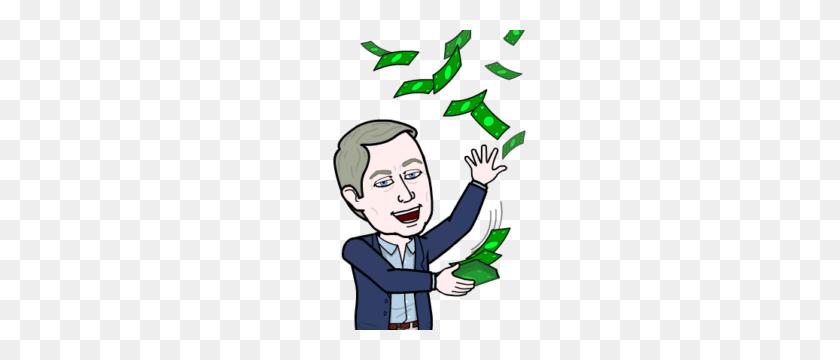 Problem Clipart Money Problem - Money Cartoon PNG