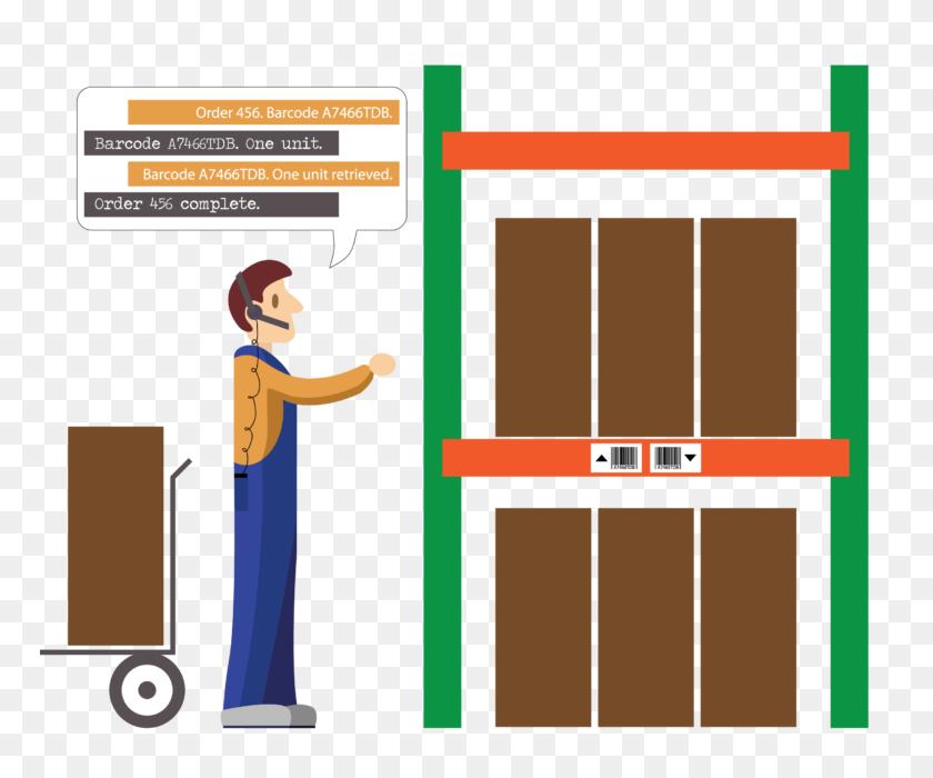 Product Flow Solutions - Storage Unit Clipart