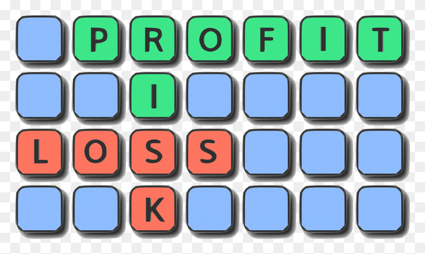 2400x1362 Profit Risk Loss Icons Png - Loss PNG