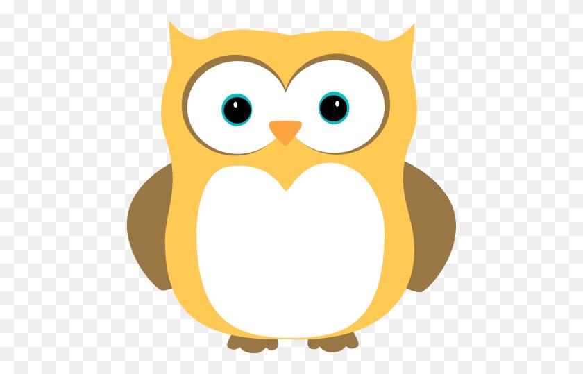 474x479 Program Brochure On Ol Cartoons Owl Clip Art - Owl Reading Clipart