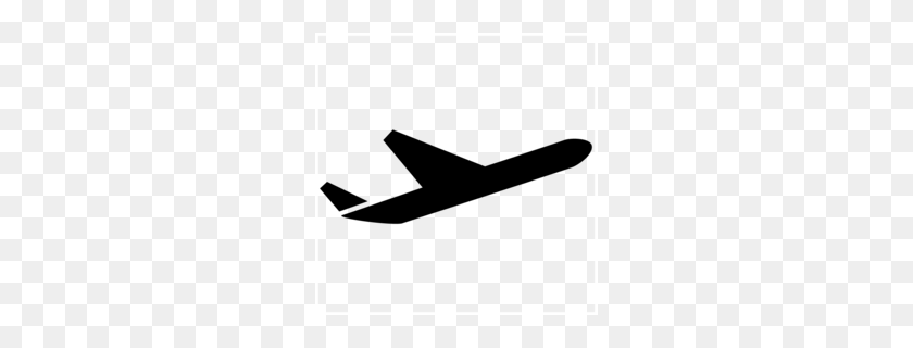 Airplane Clipart Black And White Take Off Free Plane Clipart Black