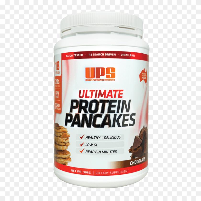 Protein Pancakes Powder Shake N Bake Ups Protein - Pancakes PNG