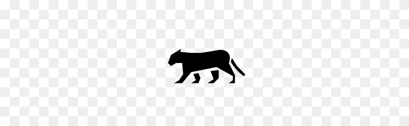 Puma Icons Noun Project - Puma PNG