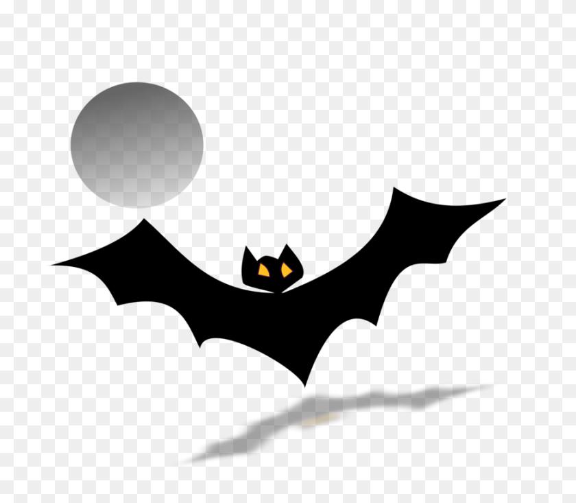 Pumpkin Carving Bat Halloween Jack O' Lantern Stencil Free - Pumpkin Clipart Free Black And White