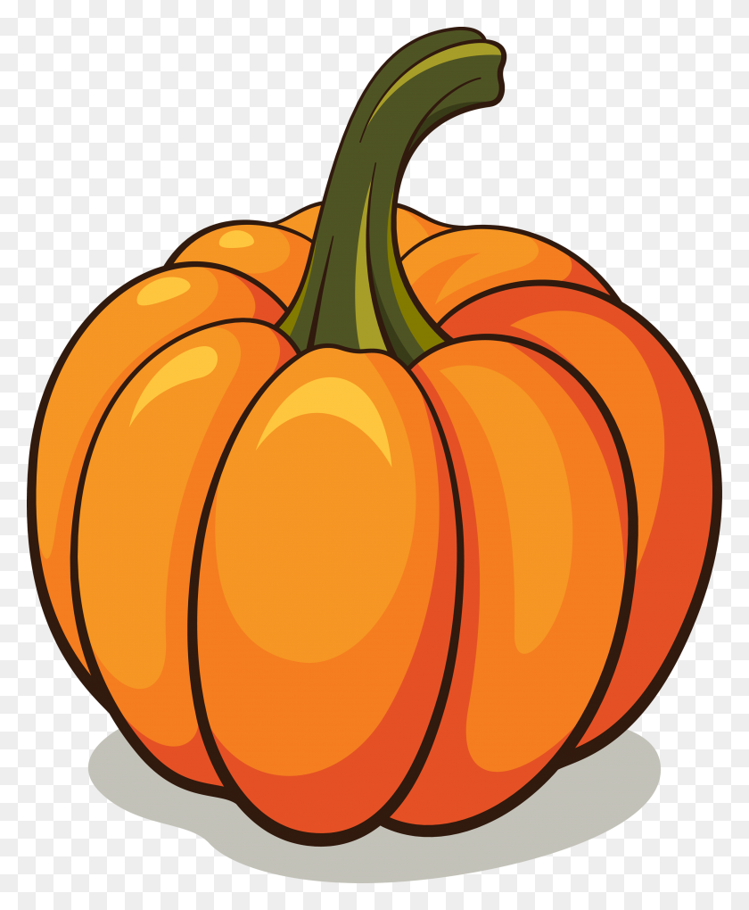 Pumpkin Clip Art Pumpkin Clipart Photo Niceclipart Clip Art - Orange Pumpkin Clipart