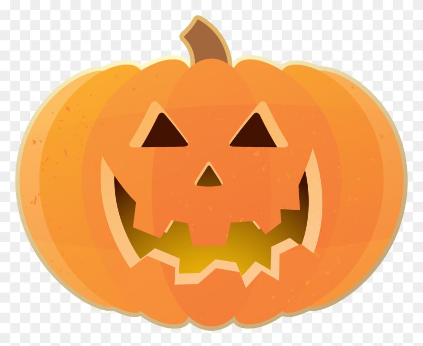 Pumpkin Clipart Fall On Happy Halloween Scarecrows And Clip Art - Fall Pumpkin Clipart