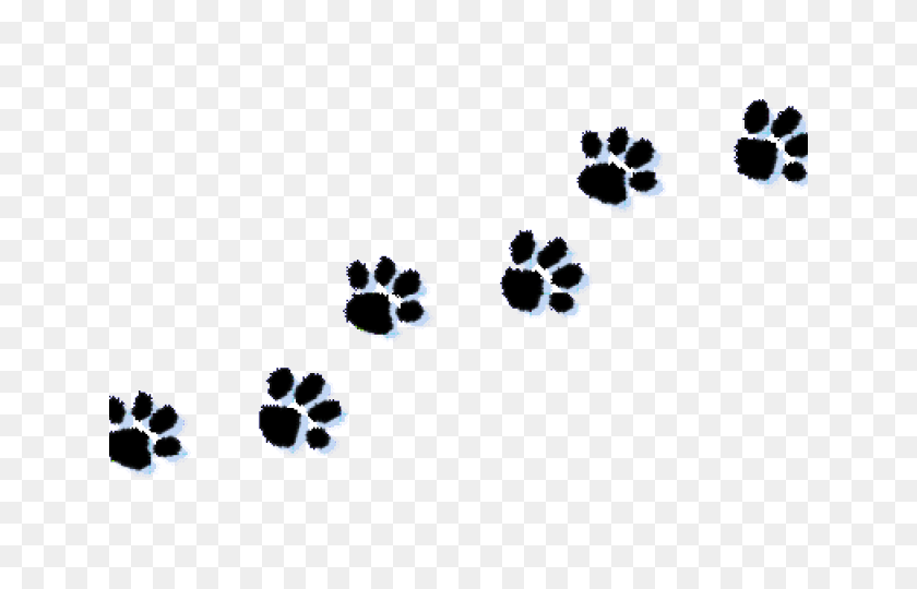 Puppy Clipart Paw Print - Puppy Paw Print Clip Art