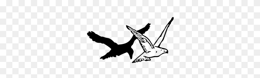 Pureheart Deringpo The Dove And The Crow - Noahs Ark Clip Art Black And White