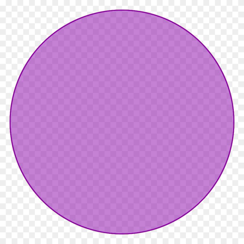 Purple Circle Purple Circle - Purple Circle PNG
