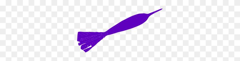 Purple Dart Clip Art - Dart Clipart
