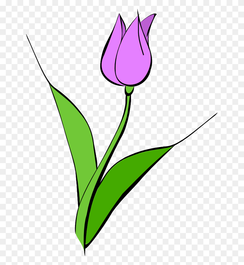 Purple Flower Border Free Download Clip Art Free Clip - Free Flower Border Clipart