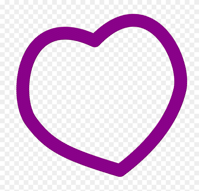 Purple Heart Clip Art Free Clipart Images - Two Hearts Clipart
