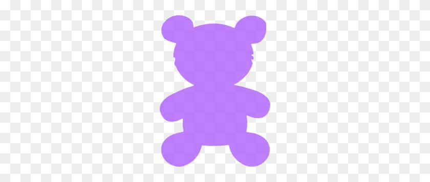 Purple Teddy Bear Clip Art - Teddy Bear Clipart Images