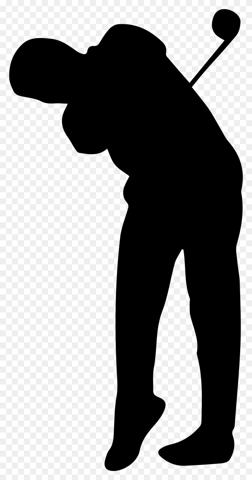 Putter Hole Golfing Guys - Ocotillo Clipart