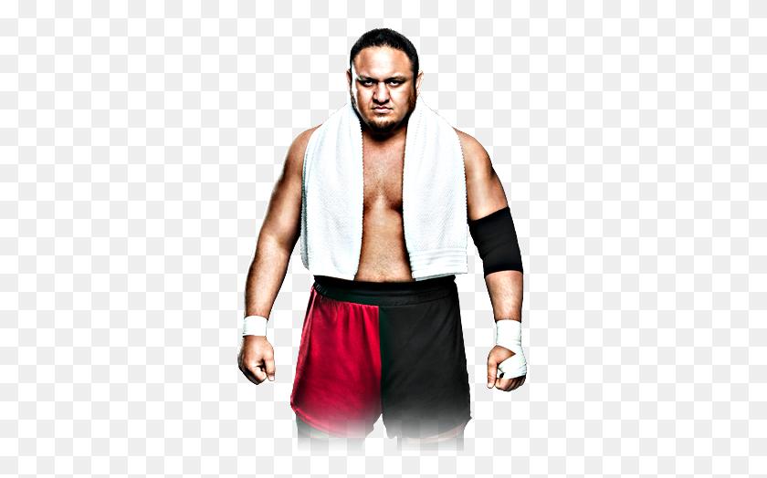 Pwe Pro Wrestling Elite - Samoa Joe PNG