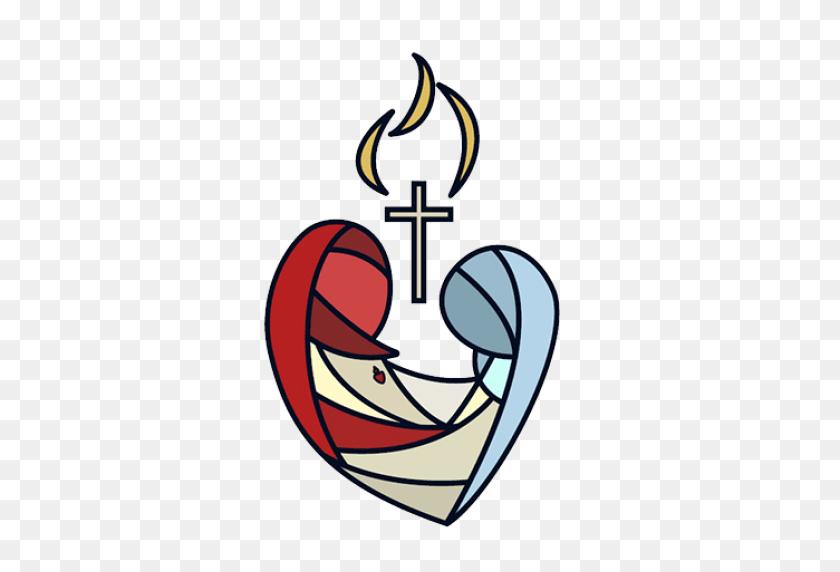 512x512 Pymble Catholic Parish - Sacred Heart Of Jesus Clip Art
